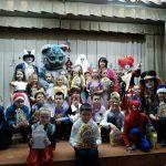 Чарівне новорічне свято у школі