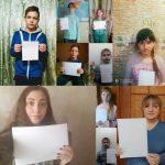 Міжнародна акція #WhiteCard «Біла картка»