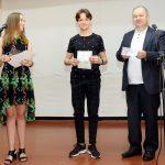 Учні 9-х класів отримали документи про освіту